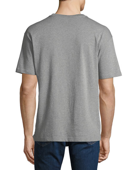 Men's Leopard Tiger Graphic T-Shirt