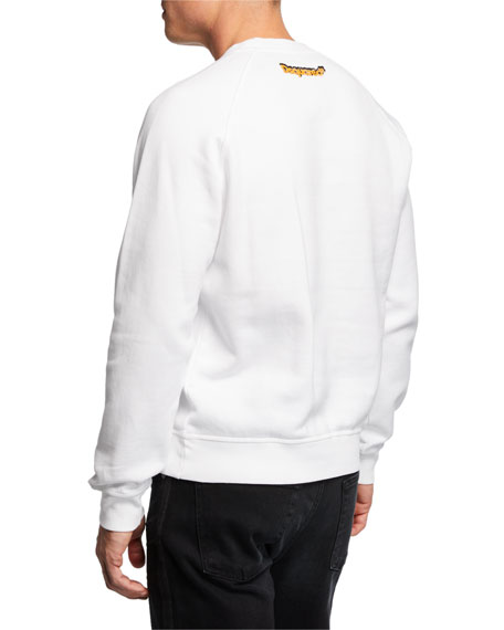 Caten Bros Cotton Sweatshirt