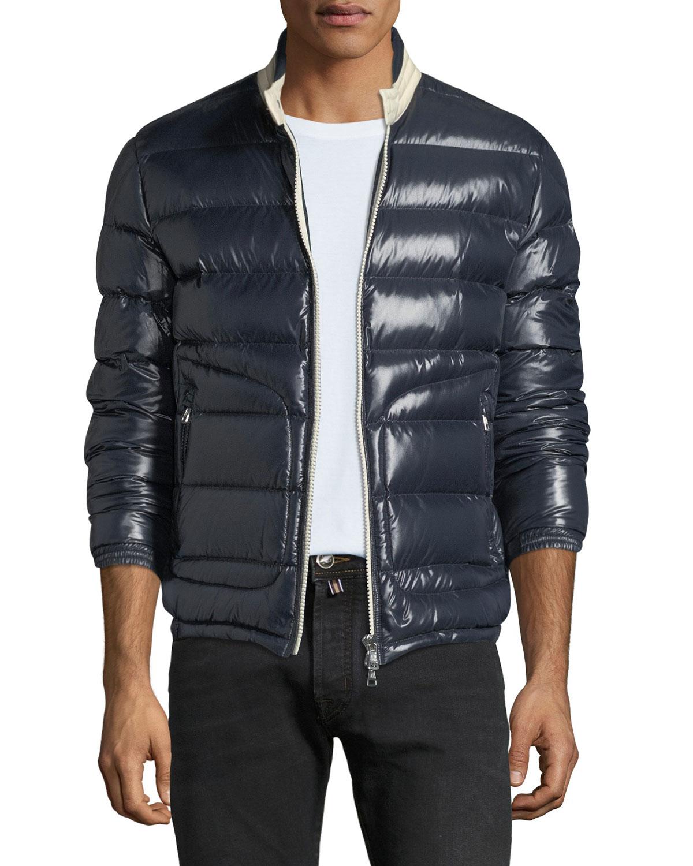2193b72f6 Men's Aubert Quilted Zip-Front Jacket
