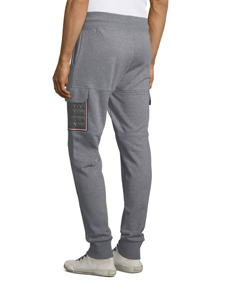 Men's Jogger Trouser Pants with Cargo Pockets