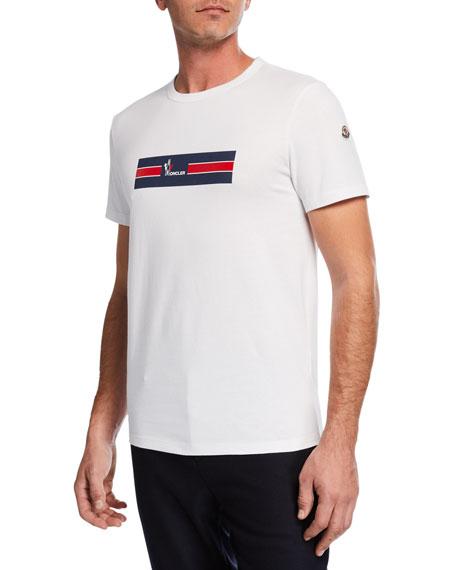 Men's Graphic Logo-Print T-Shirt
