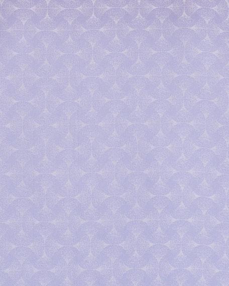 Diamante Basic Tonal Jacquard Sport Shirt