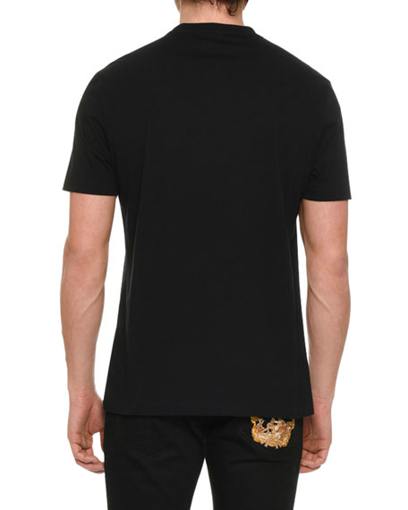 Image 2 of 2: Men's Medusa Head Graphic T-Shirt