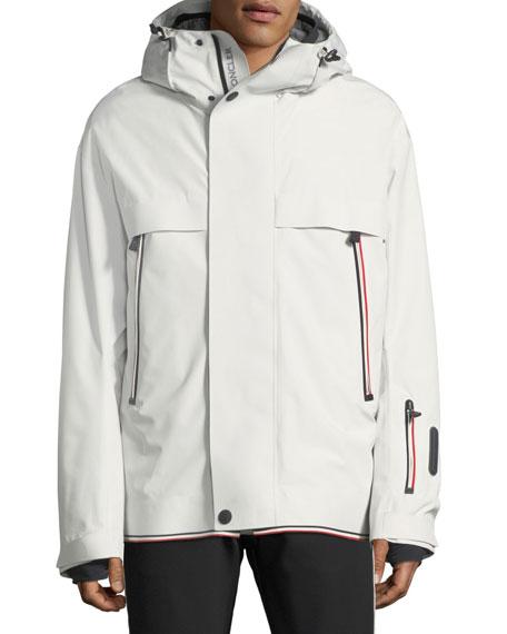 Men's Miller Zip-Front Utility Jacket