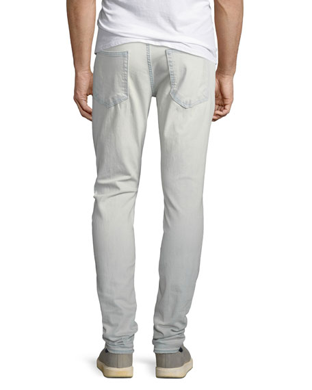 PRPS Men's Windsor Distressed Skinny Jeans