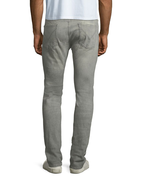 John Varvatos Star USA Men's Wight-Fit Button-Fly Jeans