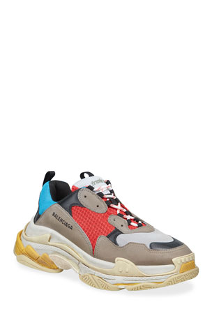 Balenciaga Men's Shoes \u0026 Bags at Neiman