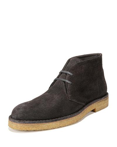 Men's Crofton Crepe-Sole Chukka Boots