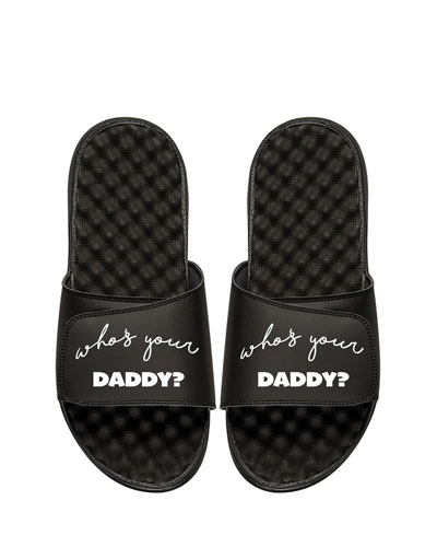Men's Who's Your Daddy Slide Sandal