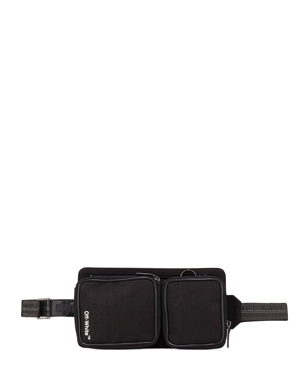 Off-White Men s Cordor Nylon Belt Bag   Neiman Marcus 3b873d6213