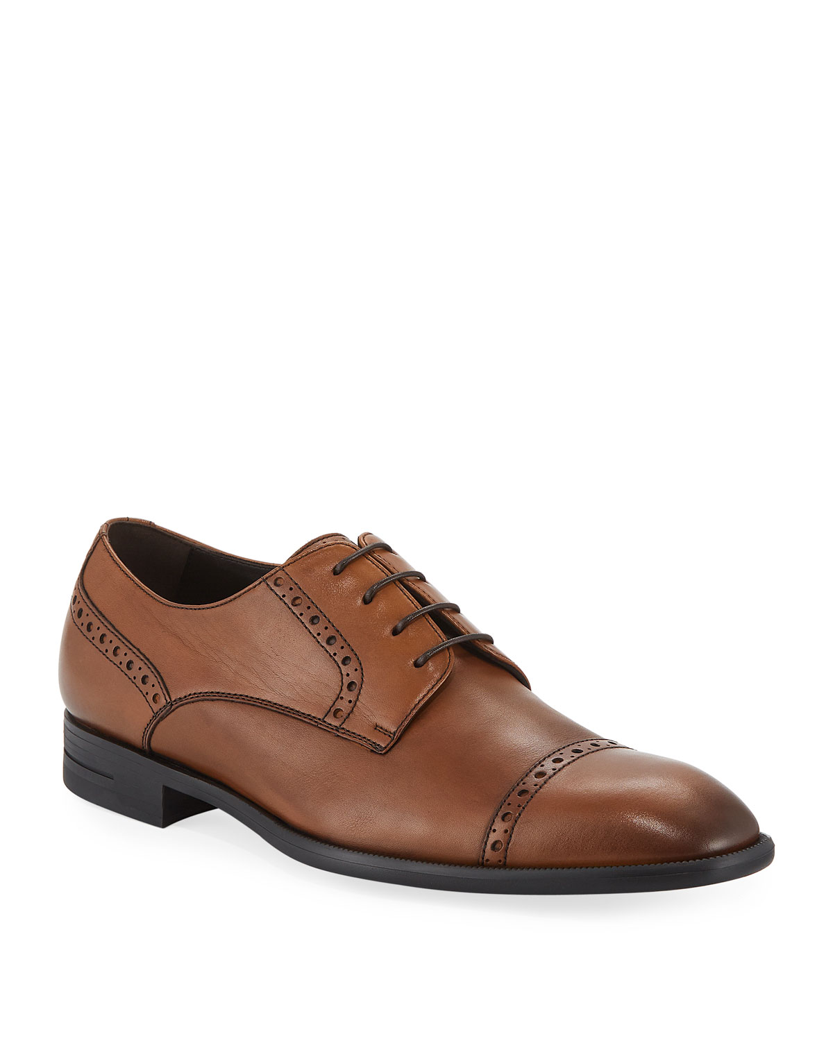Ermenegildo Zegna Men's Shoes New Flex Cap-Toe Derby Shoes Men's 9f2f0b