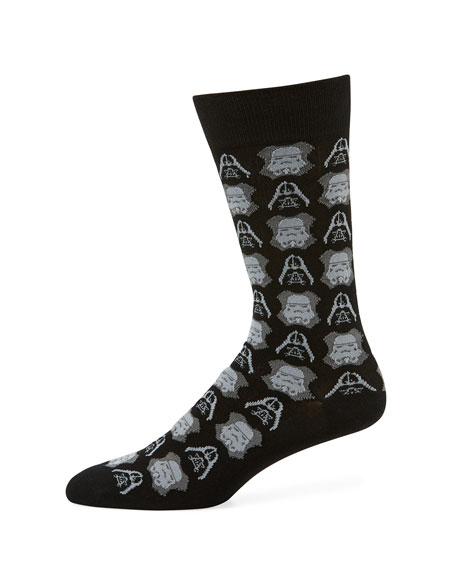 Men's 3-Pack Star Wars Socks Boxed Gift Set