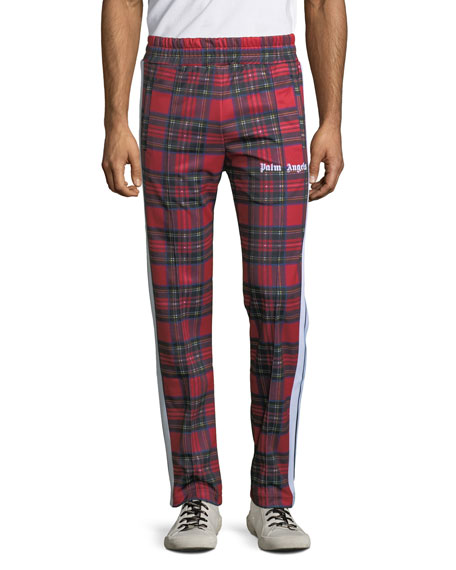 Men's Royal Steward Tartan Track Pants