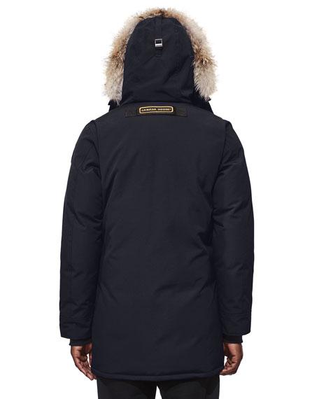 Canada Goose Langford Arctic-Tech Parka Jacket with Fur Hood