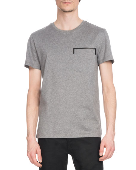 Berluti Men's Pocket T-Shirt