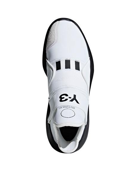 Men's Suberou Knit Running Sneakers, White