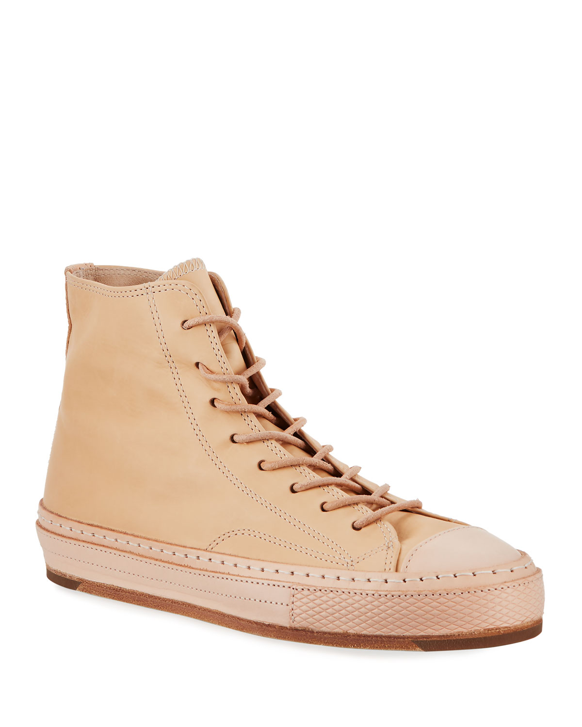 9308c3ab6fd0 Hender Scheme Men s MIP High-Top Leather Sneakers