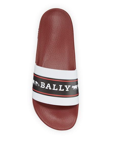 Men's Ani 8 Rubber Pool Slide Sandals