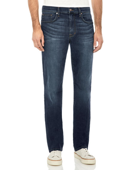 Men's The Classic-Fit Jeans, Dark Blue