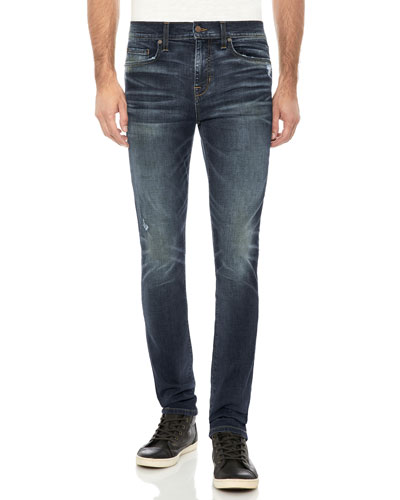 Men's The Legend-Fit Jeans, Dark Blue