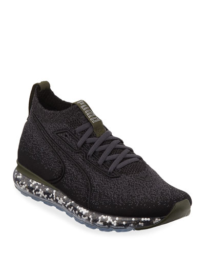 Men's Jamming Knit Running Sneakers