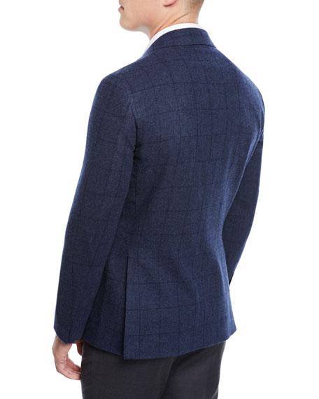 Ralph Lauren Men's Plaid Wool Sport Coat