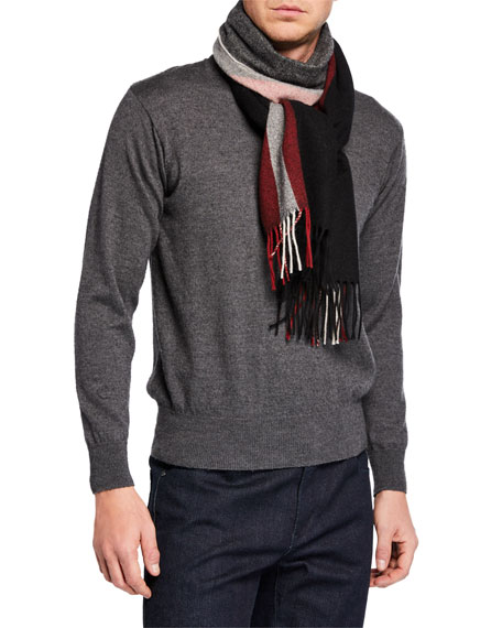 Bally Men's Trainspotting Wool Scarf