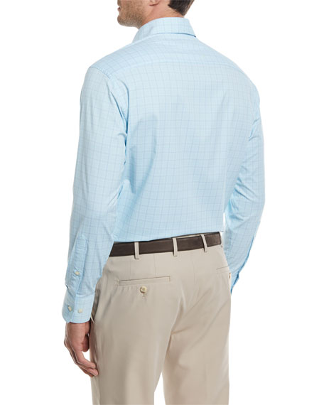 McConnell Glen Plaid Performance Sport Shirt