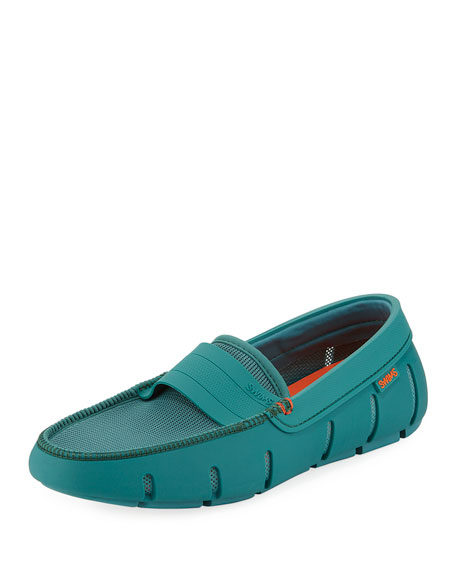 Swims Men's Stride Bands Waterproof Slip-On Loafers