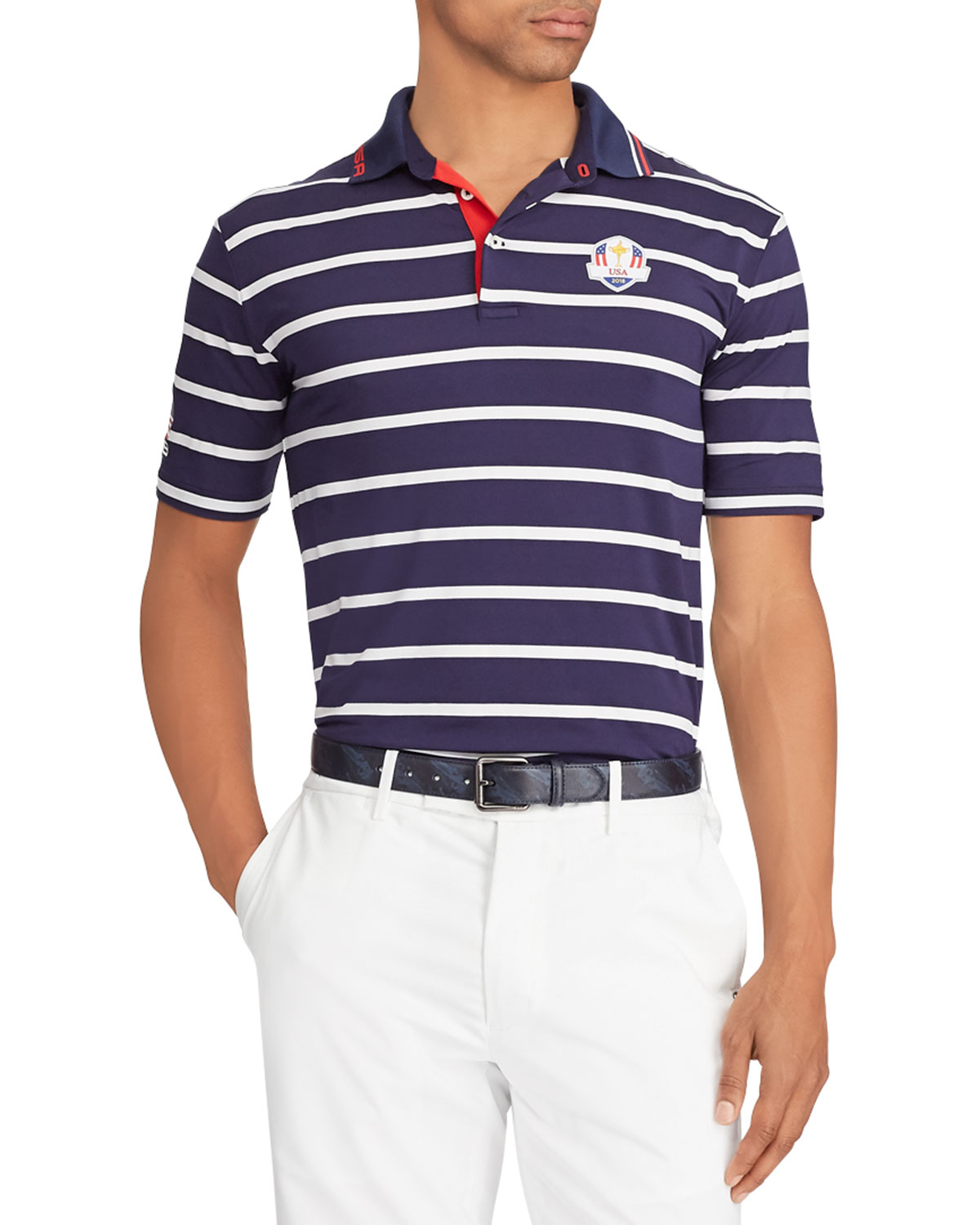 Ralph Lauren Men S Quot Friday Quot Usa Ryder Cup Striped French
