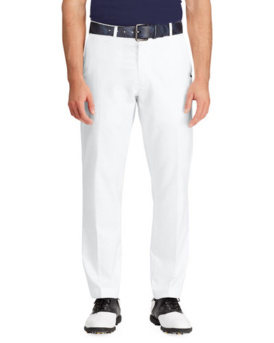Men's Ryder Cup Performance Twill Golf Pants, White