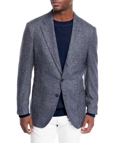 Men's Soft Two-Button Sport Jacket