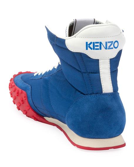 Kenzo Men's Move High-Top Sneakers