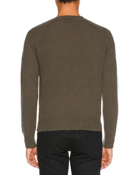 TOM FORD Men's Crewneck Cashmere Sweater
