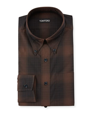 9797726c35cb TOM FORD Dress Shirts at Neiman Marcus
