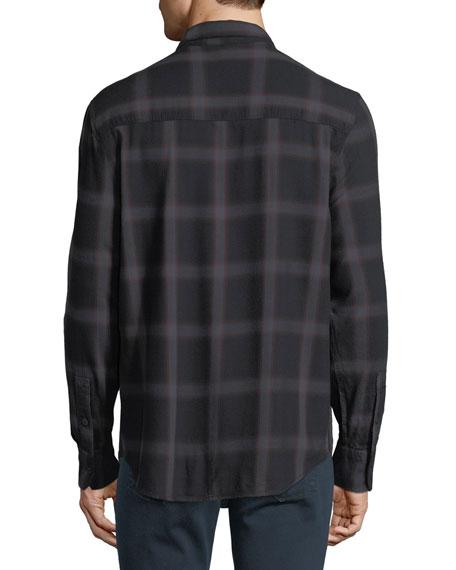 PAIGE Everett Long-Sleeve Sport Shirt
