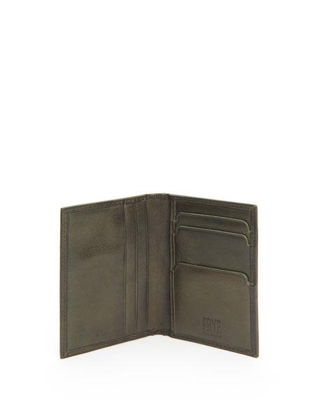 Frye Men's Oliver Bi-Fold Leather Wallet