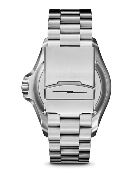 Shinola Men's 43mm Monster Bracelet Watch - Automatic