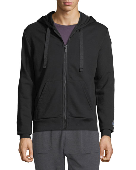 Iceberg Men's Embroidered Taz Zip-Front Hoodie