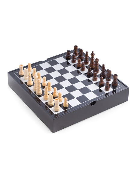 Bey-Berk Wooden Multi-Game Set