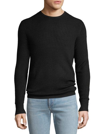 62b951bb3 Image 3 of 3  Rag   Bone Men s Gregory Waffle-Knit Merino Wool Sweater