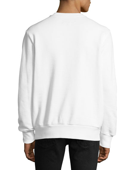 Rag & Bone Men's Universal Glitch Logo Sweatshirt