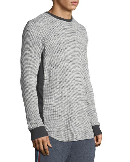 Sol Angeles Men's Thermal Long-Sleeve T-Shirt