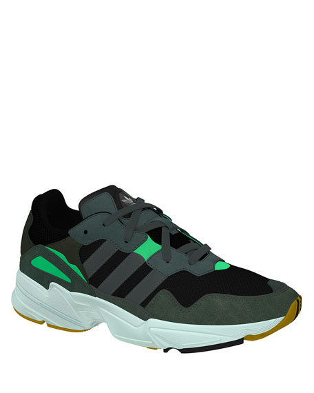 Adidas Men's Yung-96 Colorblock Sneakers