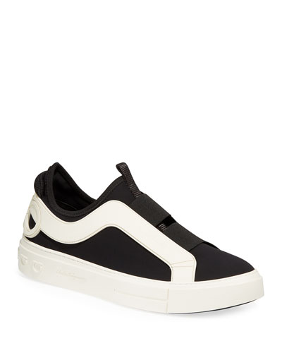 Men's Answer Slip-On Low-Top Sneakers