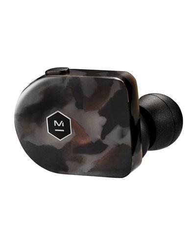 Wireless In-Ear Earphones - Camo