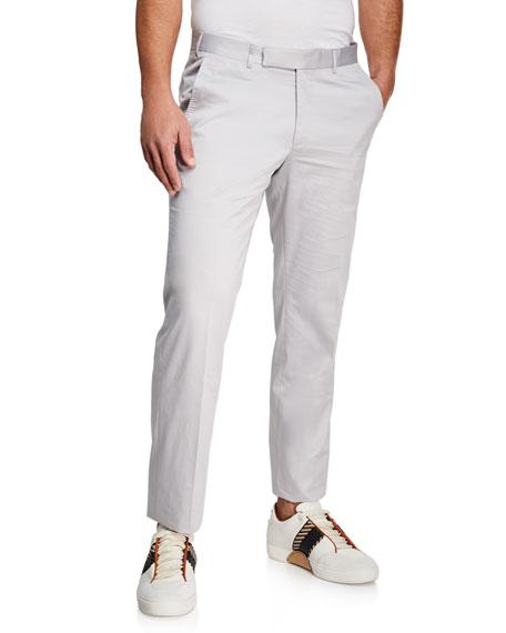 Ermenegildo Zegna Men's Straight-Leg Chino Pants