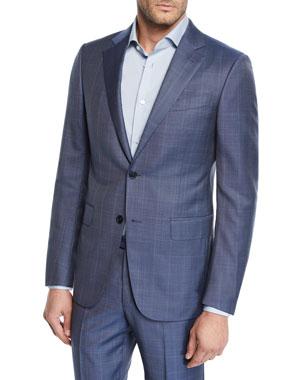 4a3fb4424 Ermenegildo Zegna Suits & Clothing at Neiman Marcus