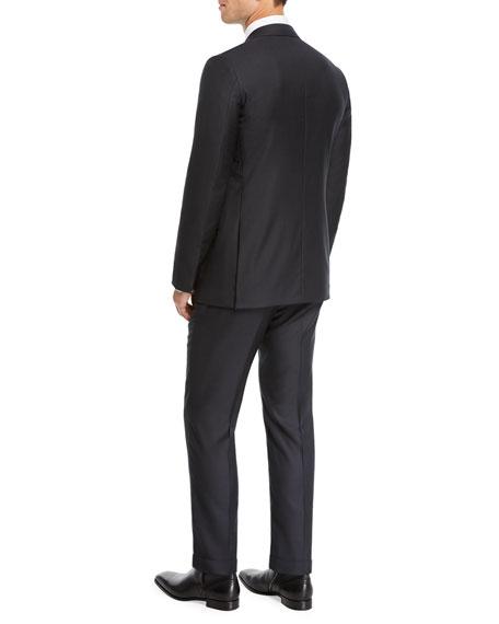 Ermenegildo Zegna Men's Two-Piece Nailhead Suit
