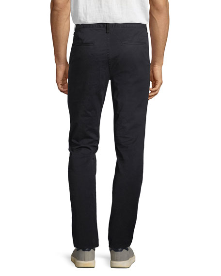 Image 2 of 3: Rag & Bone Men's Fit 2 Mid-Rise Slim-Fit Chino Pants
